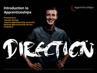 Introduction to Apprenticeships