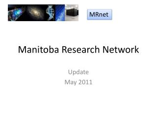 Manitoba Research Network