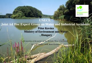UNECE  Joint  Ad Hoc  Expert Group  on Water and Industrial Accidents