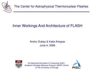 Inner Workings And Architecture of FLASH
