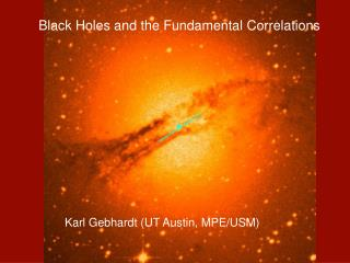 Black Holes and the Fundamental Correlations