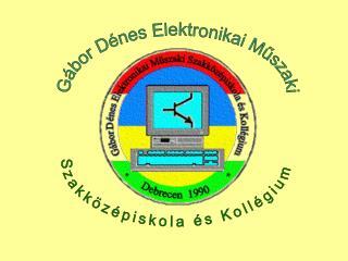 Gábor Dénes Elektronikai Műszaki