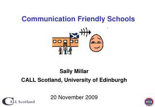 Communication Friendly Schools
