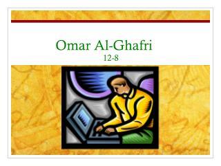 Omar Al-Ghafri