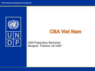 CBA Viet Nam