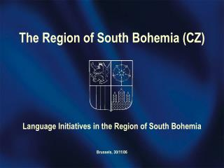 The Region of South Bohemia (CZ)