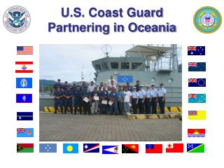U.S. Coast Guard Partnering in Oceania