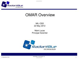 OMAR Overview