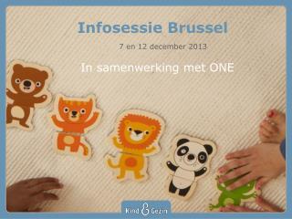 Infosessie Brussel