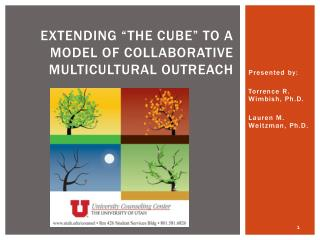 "EXTENDING ""THE CUBE"" TO A MODEL OF COLLABORATIVE Multicultural outreach"