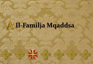 Il-Familja Mqaddsa