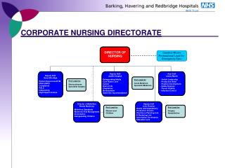 CORPORATE NURSING DIRECTORATE