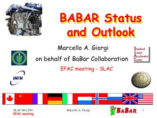 BABAR Status  and Outlook