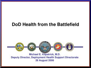 DoD Health from the Battlefield
