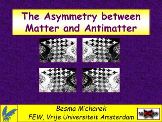 The Asymmetry between Matter and Antimatter