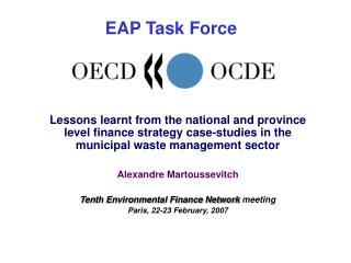 EAP Task Force