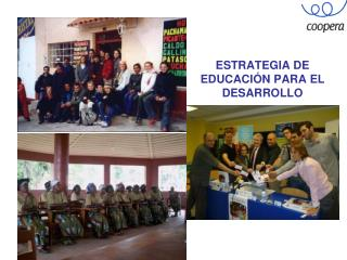 ESTRATEGIA DE EDUCACIÓN PARA EL DESARROLLO