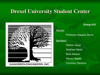 Drexel University Student Center