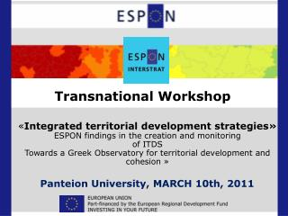 Transnational Workshop