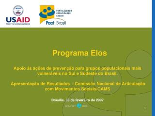 Brasilia, 08 de fevereiro de 2007