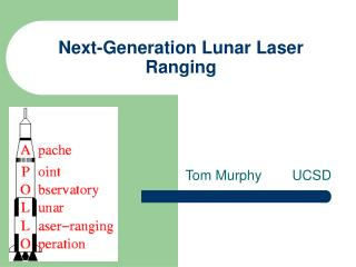 Next-Generation Lunar Laser Ranging