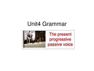 Unit4 Grammar