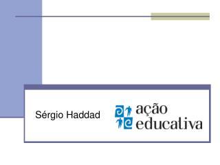 Sérgio Haddad