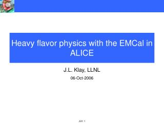 Heavy flavor physics with the EMCal in ALICE
