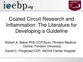 Coated Circuit Research and Inflammation: The Literature for Developing a Guideline