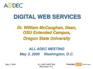 DIGITAL WEB SERVICES