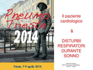 Vincenzo Patruno SOC Pneumologia Riabilitativa I.M.F.R. - Udine