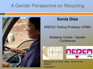 A Gender Perspective on Recycling
