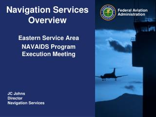 Navigation Services Overview