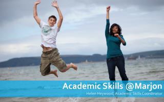 Academic  Skills @Marjon
