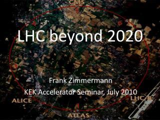 LHC beyond 2020