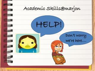 Academic  Skills@marjon