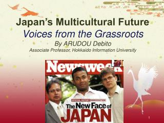 You think Japan has no history of bringing in NJ labor?