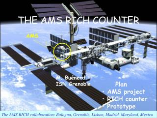 THE AMS RICH COUNTER