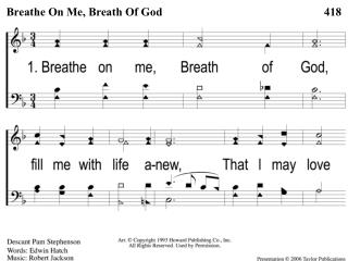 1-1 Breath On Me Breath of God