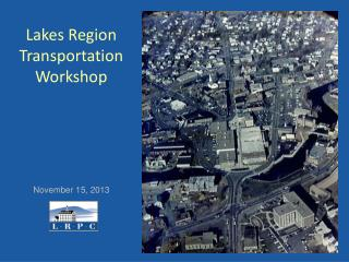 Lakes Region Transportation Workshop