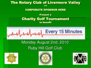 Monday August 2nd, 2010 Ruby Hill Golf Club