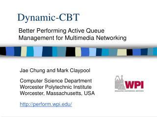 Dynamic-CBT