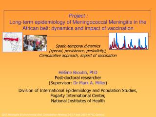 GEO Meningitis Environmental Risk Consultative Meeting,  26-27 sept 2007, WHO, Geneva