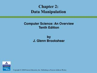 Chapter 2: Data Manipulation