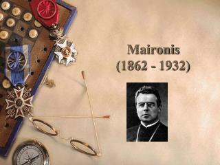 Maironis (1862 - 1932)