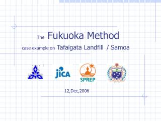 The  Fukuoka Method   case example on  Tafaigata Landfill / Samoa