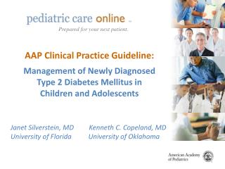 AAP Clinical Practice Guideline: