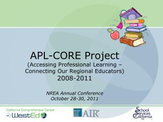 APL-CORE Focus Points
