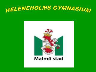 HELENEHOLMS GYMNASIUM