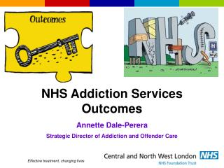 NHS Addiction Services Outcomes